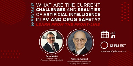 What are the Current Challenges and Realities of AI in PV and Drug Safety tickets