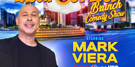 The Laugh Out Loud Brunch Comedy Show Hosted by Mark Viera on Staten Island tickets