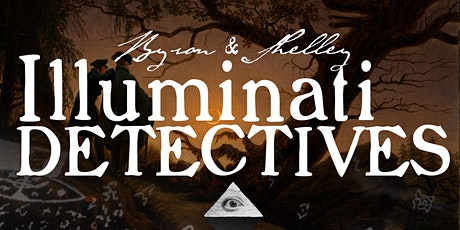 Illuminati Detectives Party Fundraiser tickets