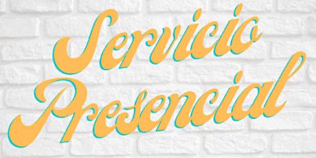 1er. Servicio Dominical - Domingo 1 de Agosto entradas