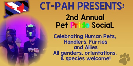 CT-PAH Presents 2nd Annual Pet Pride Social tickets