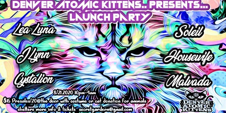 Denver Atomic Kittens Launch Party tickets