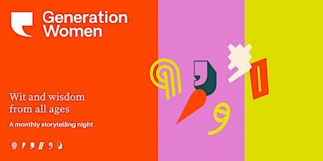 Generation Women tickets
