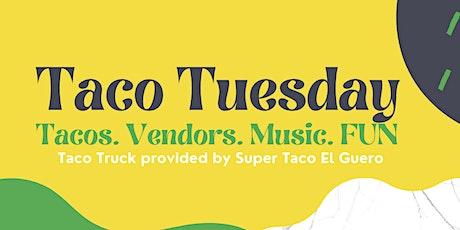 Taco Tuesday | Tacos, Vendors, Music | Kalua Studios Atlanta tickets