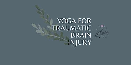 Yoga for Traumatic Brain Injury tickets