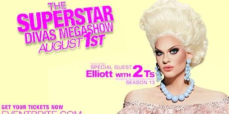 The Superstar Divas Mega - Special guest from  Ru Paul's Drag Race tickets