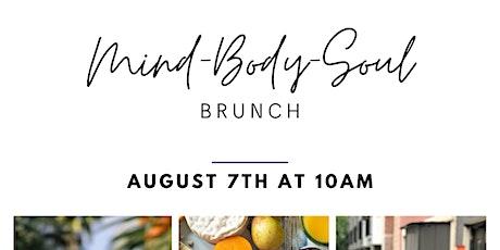 Mind-Body-Soul Brunch tickets