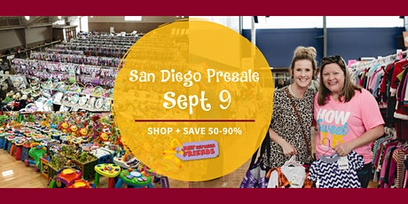 JBF San Diego Presale FALL 2021: SEPT 9 tickets