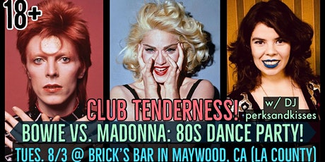 Bowie VS. Madonna: 80s Dance Party! tickets