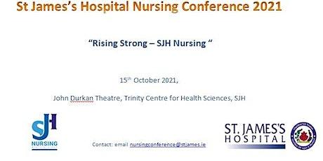 St James's Hopsital Nursing Conference tickets