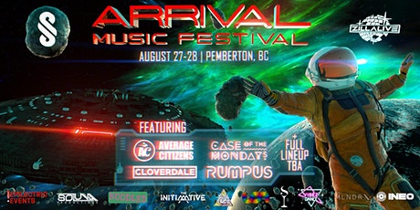 Arrival Music Festival 2021 tickets