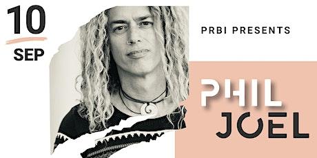 PRBI Presents: Phil Joel tickets