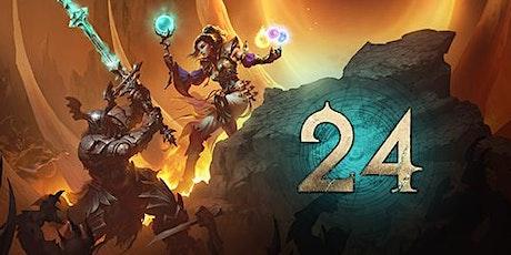Diablo 3 Season 24 Launch Party tickets