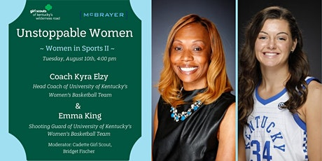 Unstoppable Women: Featuring Kyra Elzy + Emma King tickets