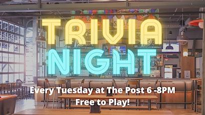 FREE Trivia Nights tickets