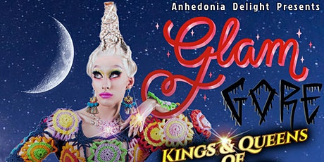"""GlamGore: """"Queens & Kings of Camp"""" tickets"""
