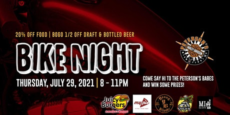 Bike Night at Kendall Pointe Plaza tickets