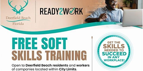 FREE Soft Skills Training for Career Success Series tickets