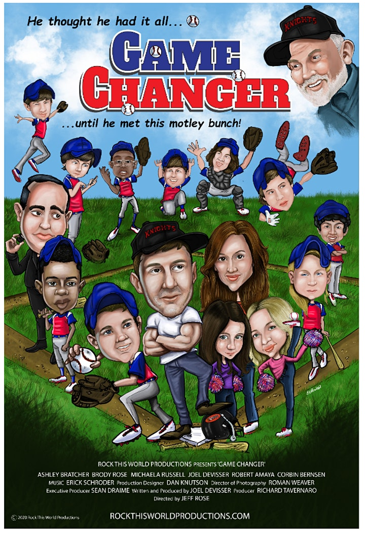 Red Carpet, World Premiere of Game Changer image