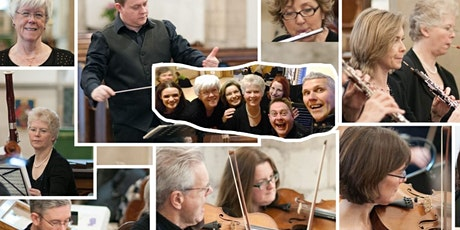 Dorking Chamber Orchestra Return Live with Beethoven Schubert & Bottesini tickets