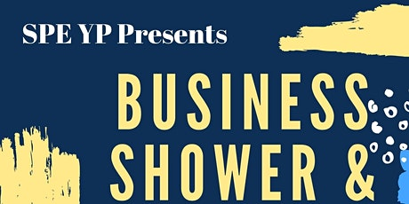 Business Shower and Happy Hour tickets