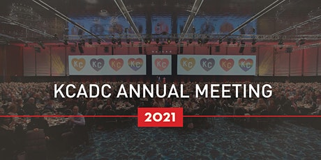 KCADC 2021 Annual Meeting tickets
