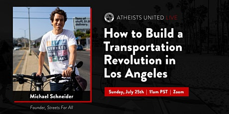 How to Build a Transportation Revolution in Los Angeles tickets