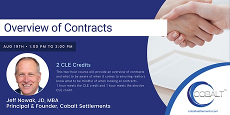 Overview of Contracts tickets