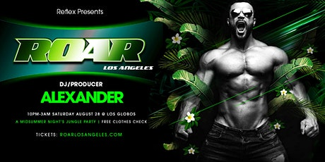 ROAR Los Angeles tickets