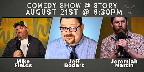 August  Comedy Show tickets