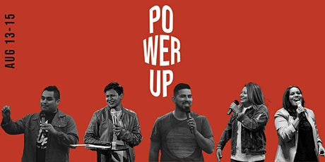 Power Up - 2021 (Bilingual Event) tickets