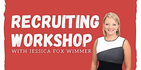 Recruiting Workshop tickets