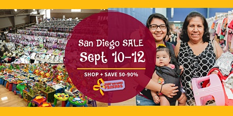 JBF San Diego General Admission Ticket | FALL 2021 Sale tickets