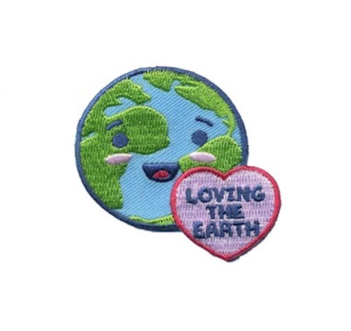 Girl Scouts Community Service: MANHATTAN image