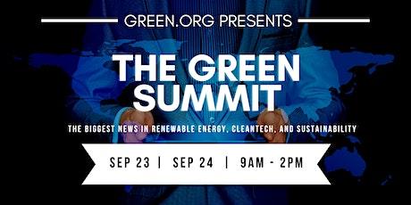 The Green Summit biglietti