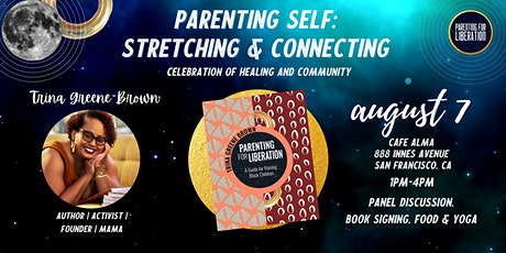 Parenting Self: Stretching & Connecting tickets