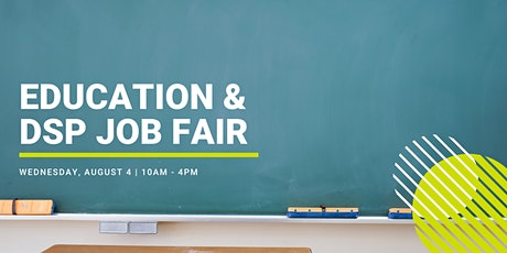 Education Job Fair tickets