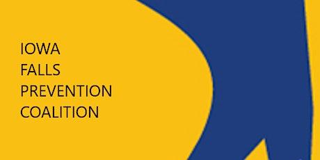7th Annual Iowa Falls Prevention Coalition Symposium, 2021 tickets