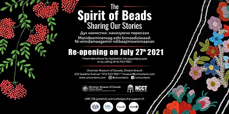 The Spirit of Beads: Sharing Our Stories tickets