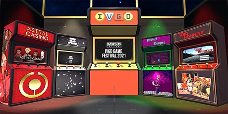 IVGD Game Festival 2021 tickets