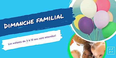 Célébration - Dimanche  familial tickets