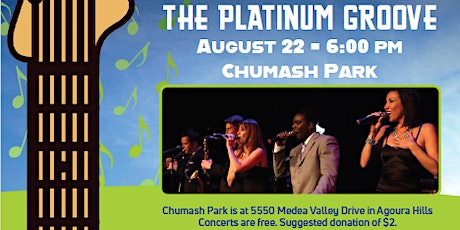 Summer Concert in the Park tickets
