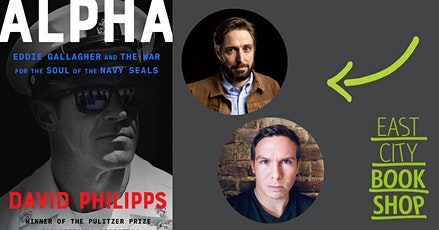 Virtual Event: David Philipps, Alpha, in conversation with James LaPorta tickets