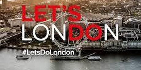 Let's Do London...  with  Italian style tickets