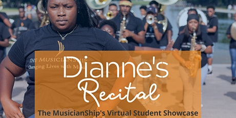The MusicianShip's Annual Dianne's Recital tickets