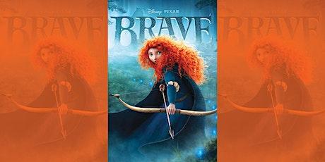 Movies  - BRAVE tickets