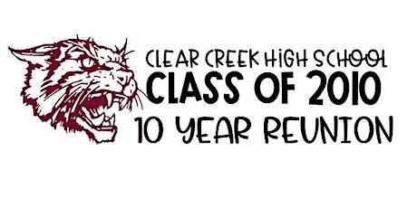 CCHS 10 Year Class Reunion tickets