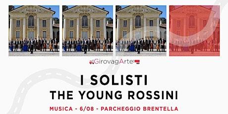 I SOLISTI VENETI diretti da GIULIANO CARELLA - THE YOUNG ROSSINI biglietti