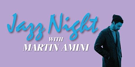 Room 808 Presents: Jazz Night With Martin Amini tickets
