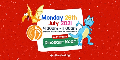 Rotherfield Baby & Toddler Group - Monday 26th July tickets